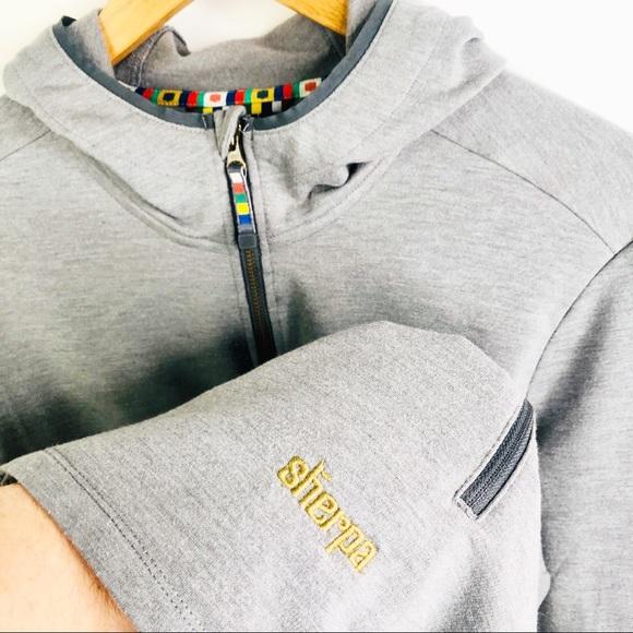 Sherpa Dawa Hoodie Women kharani 2018 Jacket
